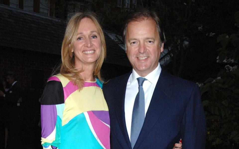 Sasha Swire's forthcoming book will explore what it's really like to be an MPs wife - Dominic O'Neill/Desmond O'Neill Feature