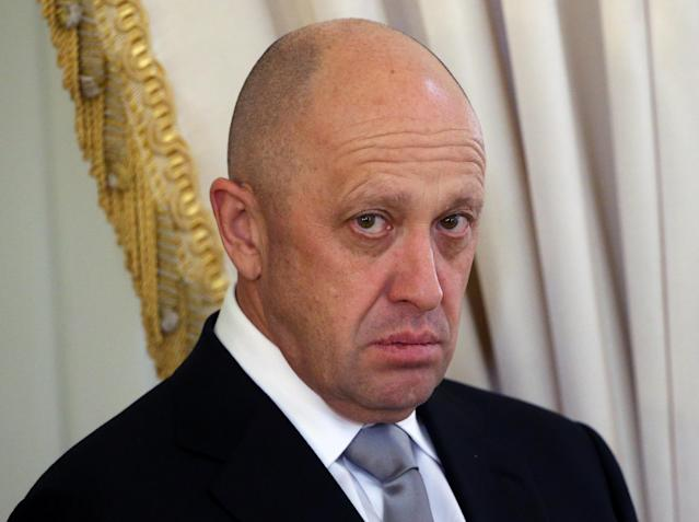 Russian billionaire Yevgeny Prigozhin. (Photo: Mikhail Svetlov/Getty Images)