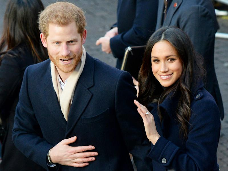 Meghan Markle and Prince Harry reportedly want a wedding cake made out of this unconventional ingredient