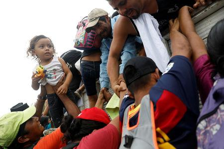 Donald Trump Threatens to Send U.S. Military to Stop Migrant Caravan