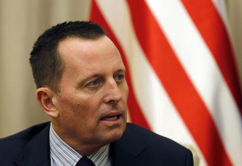 Richard Grenell, the US envoy for the Kosovo-Serbia dialogue, appears to be in line for a significant promotion.