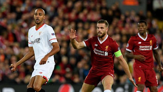 <p>Liverpool look set to lose Emre Can, and could soon be on the lookout for a midfielder of N'Zonzi's ilk.</p> <br><p>The Frenchman would slot in well to Jurgen Klopp's high-tempo football, and would perhaps introduce a solidity at times lacking when Liverpool surge forward. </p> <br><p>Whether the Reds will pursue N'Zonzi remains to be seen, although it would not be a surprise to see them amongst a group of Premier League clubs interested.</p>