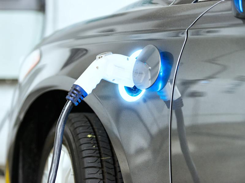 Wait times for new electric cars in the UK are falling as demand accelerates: Getty