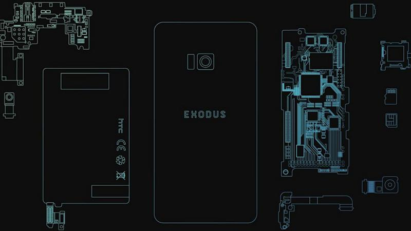 HTC's Exodus blockchain smartphone might arrive within Q3 later this year