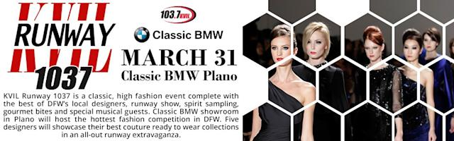 Fulhum Fashion Show At Bmw Charity Event