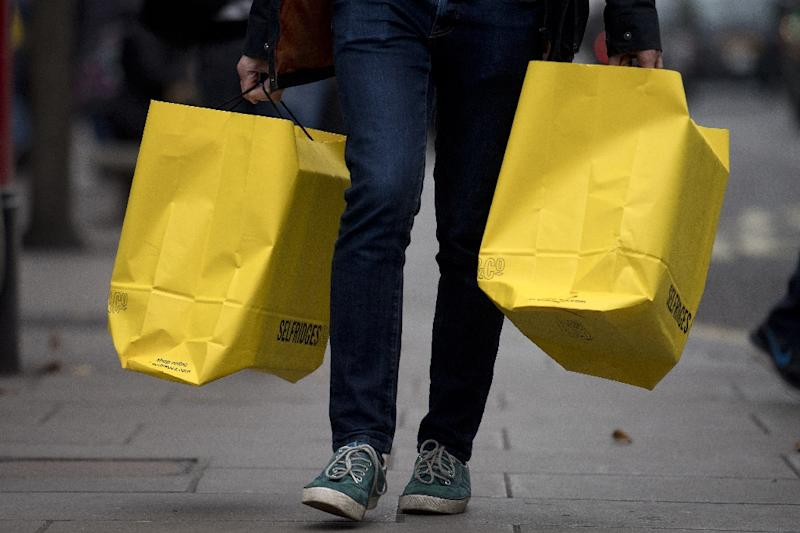 Retail sales figures show disastrous December for the High Street