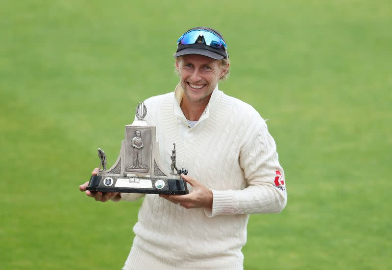Root sees potential for England to claim number one test ranking