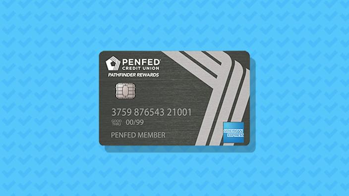 Penfed Pathfinder American Express