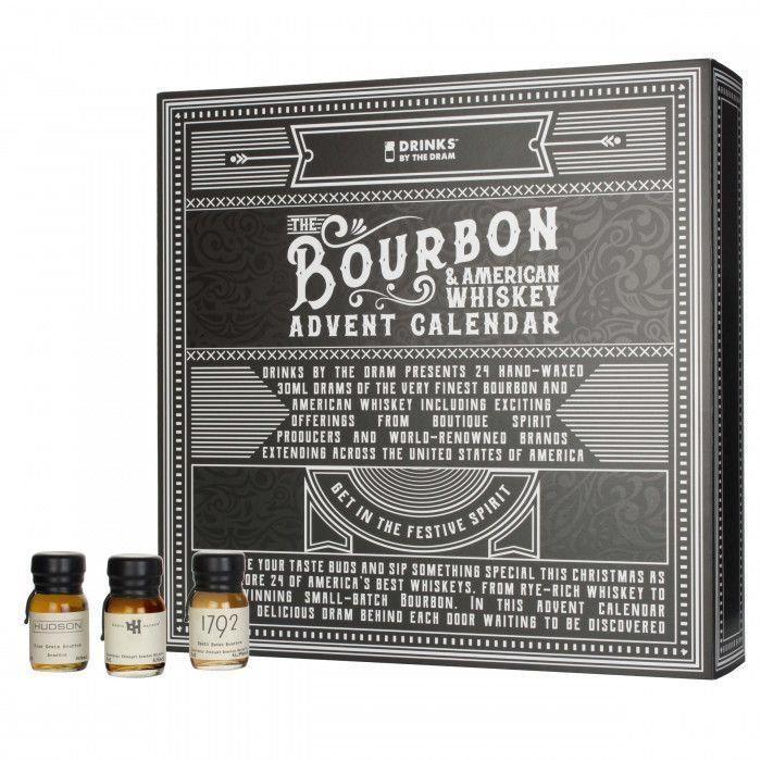 """<p>whiskyshop.com</p><p><strong>£173.73</strong></p><p><a href=""""https://go.redirectingat.com?id=74968X1596630&url=https%3A%2F%2Fwww.whiskyshop.com%2Fthe-bourbon-advent-calendar-2020-edition&sref=https%3A%2F%2Fwww.delish.com%2Fkitchen-tools%2Fcookware-reviews%2Fg34025719%2Fwhiskey-advent-calendars%2F"""" rel=""""nofollow noopener"""" target=""""_blank"""" data-ylk=""""slk:BUY NOW"""" class=""""link rapid-noclick-resp"""">BUY NOW</a></p><p>This calendar specifically focuses on an American whiskies, including bourbons of course. Each day, you get a new, hand-waxed 3o ml bottle of whiskies from brands like Jack Daniel's Single Barrel, Eagle Rare 10 Year Old, Hudson Four Grain Bourbon, Maker's Mark 46, and Gentleman Jack.</p>"""