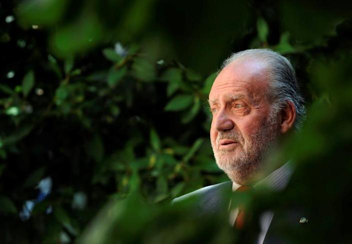Juan Carlos went into exile in the UAE this month in the face of graft allegations