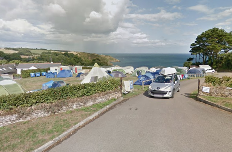 Leonards Cove Holiday Park in south Devon has received an increase in calls from holidaymakers. (Google)