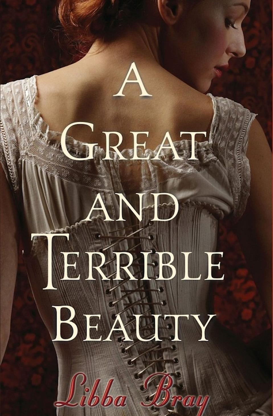 """""""A Great and Terrible Beauty"""" is the first in a trilogy."""