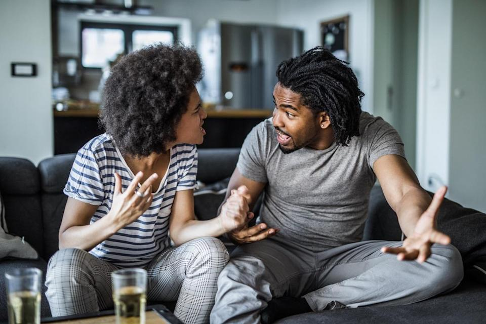 """Compromising isn't just about letting your spouse choose which restaurant you go to every once in a while. In a healthy, committed relationship, to compromise is to make """"the conscious choice to <a href=""""https://www.drlaura.com/b/6-Reasons-Your-Relationship-Is-Bound-to-Fail/51816723904463376.html"""" rel=""""nofollow noopener"""" target=""""_blank"""" data-ylk=""""slk:accept each other for exactly who you are"""" class=""""link rapid-noclick-resp"""">accept each other for exactly who you are</a>,"""" writes <strong>Laura Schlessinger</strong>, a relationship expert and the host of the Sirius XM radio show <em>The Dr. Laura Program</em>. """"If you want your relationship to last, you need to give up your need to be right and in control all of the time."""""""