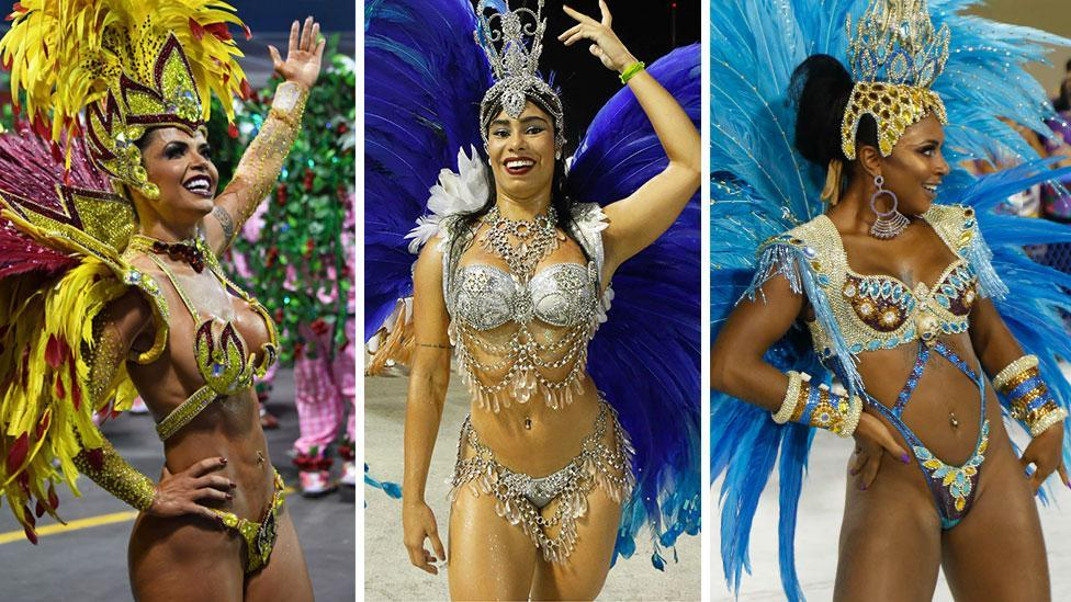 <p>Most outrageous looks from Carnival</p>