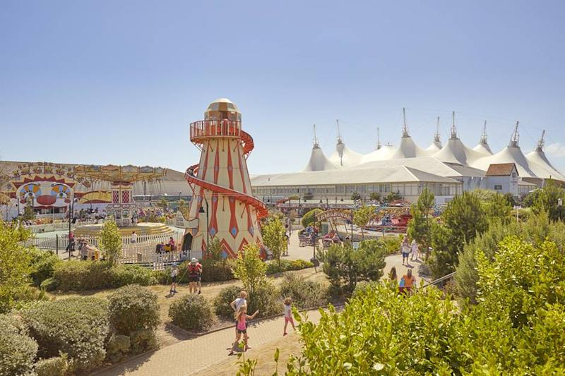 The Bognor resort has recently been revamped after a £40 million investment by Butlin's