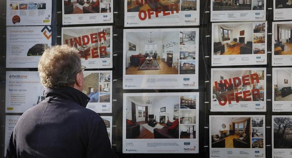 A survey found that two- fifths of young adults do not understand how a mortgage works (Danny Lawson/PA) (PA Archive)