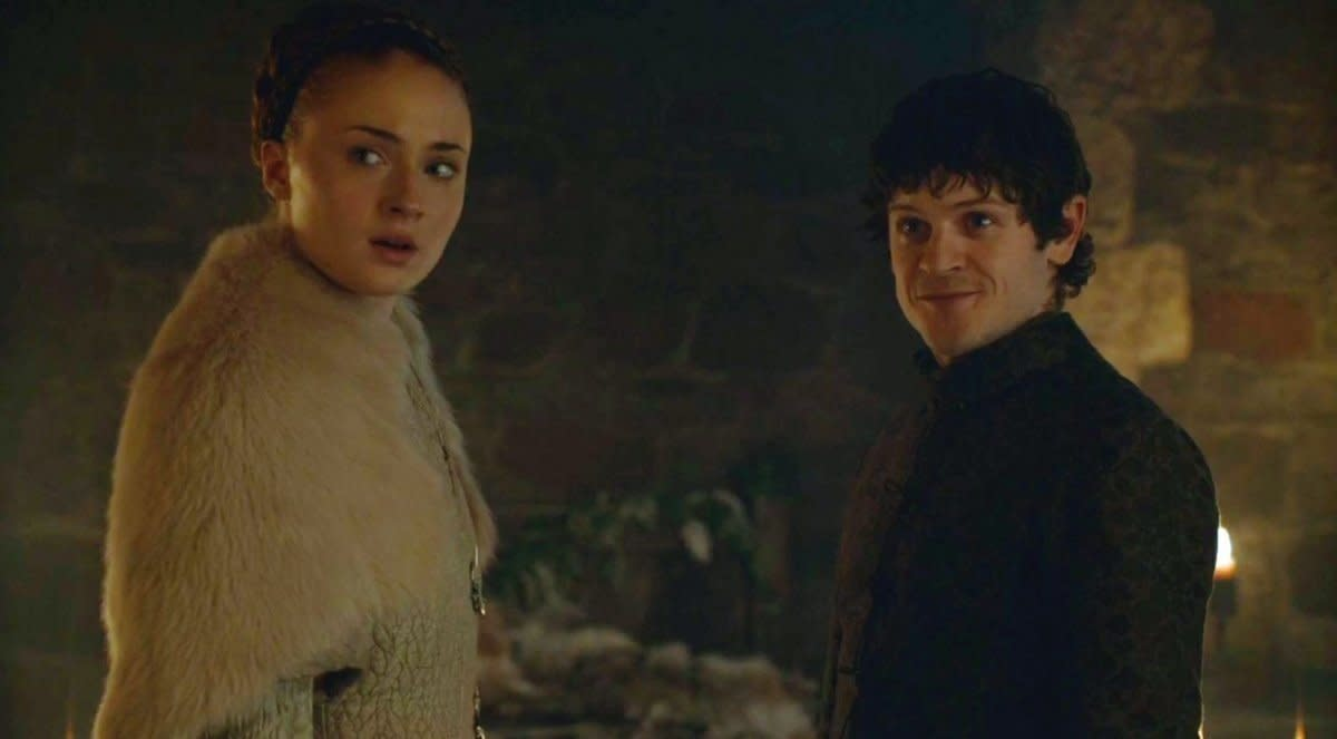 As Game Of Thrones's Ramsay Bolton, Iwan Rheon has played out plenty of disturbing things on screen.