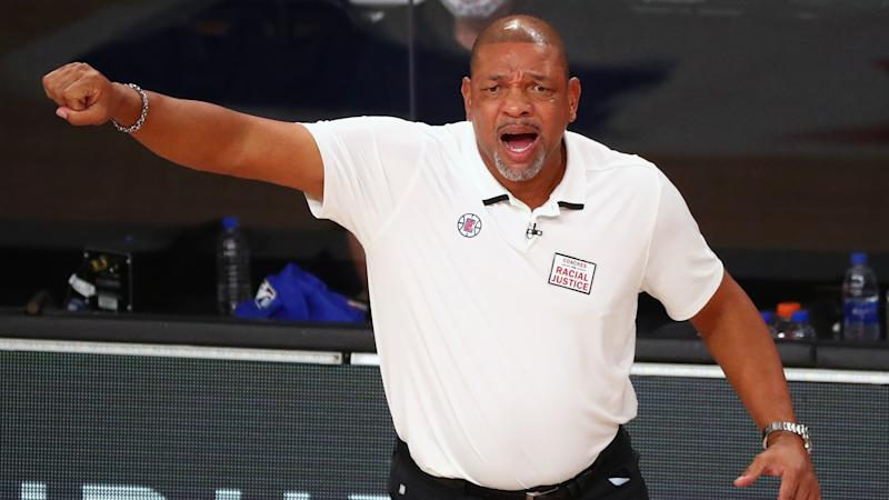 Clippers, head coach Doc Rivers part ways after 7 seasons