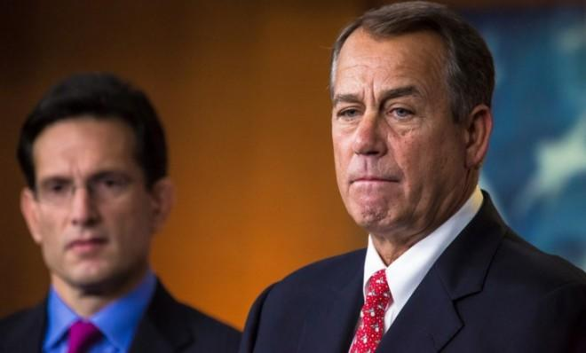 With his own caucus turning against him, House Speaker John Boehner seems to be losing his edge.