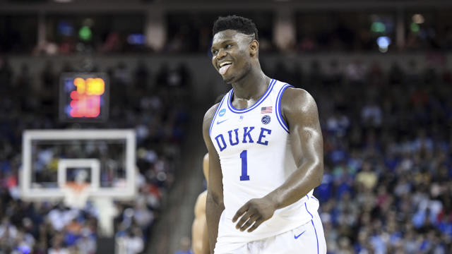 Who will end up playing alongside Zion Williamson? (AP Photo/Sean Rayford)