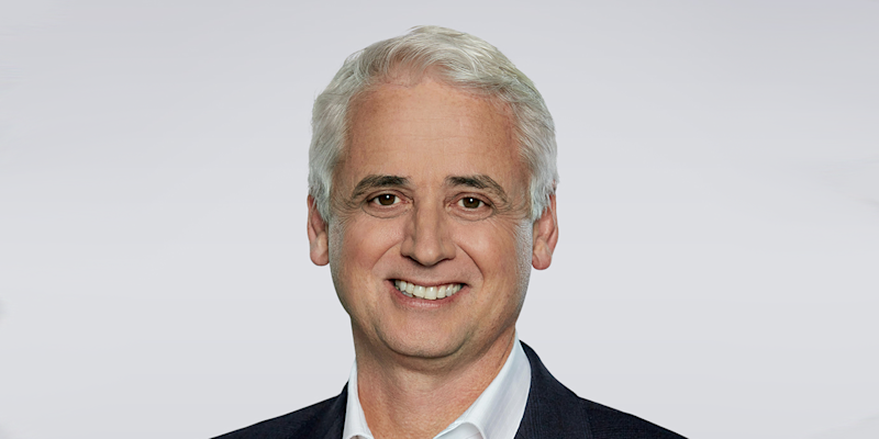 5) David Kenny, CEO and CDO, Nielsen. Photo: Nielsen