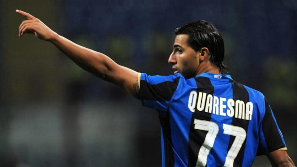 Quaresma all'Inter | Etsuo Hara/Getty Images