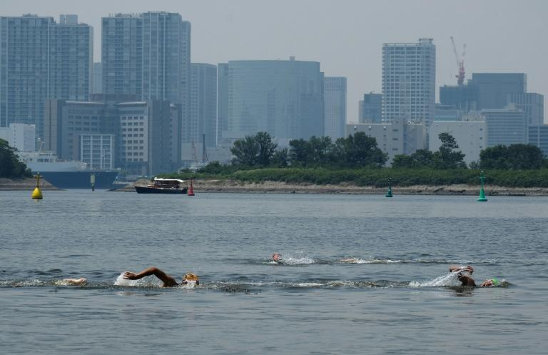 Tokyo's Odaiba Bay, one of the venues for the 2020 Olympics, has raised concerns over water quality