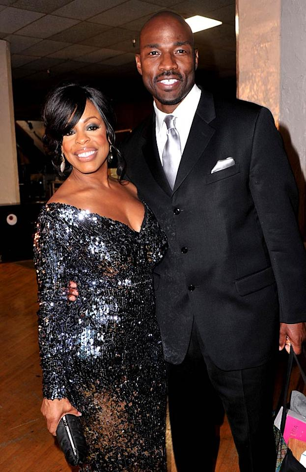 "Former ""Dancing With the Stars'"" contestant Niecy Nash became a Mrs. for the second time when she wed electrical engineer Jay Tucker at the Church Estate Vineyard in Malibu, California, on May 28. Friends like ""The View's"" Sherri Shepherd, Holly Robinson-Peete, and Sheryl Lee Ralph joined in the fun. (03/04/2011)"
