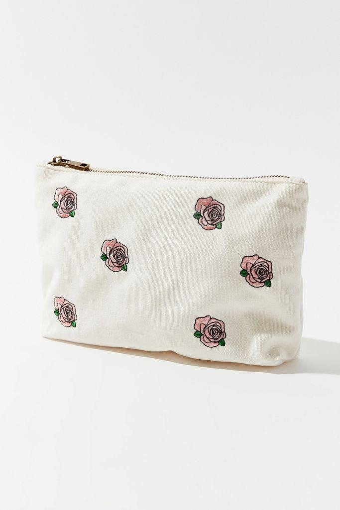 """Multipurpose coin pouches are the perfect alternative to stuffing your face mask into the bottom of a crumb-laden purse. $16, Urban Outfitters. <a href=""""https://www.urbanoutfitters.com/shop/embroidered-fabric-pattern-pouch"""" rel=""""nofollow noopener"""" target=""""_blank"""" data-ylk=""""slk:Get it now!"""" class=""""link rapid-noclick-resp"""">Get it now!</a>"""