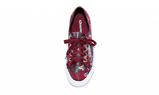 "<p>2750 Mandarin Embroidery Sneakers, $99, <a href=""https://www.shopbop.com/2750-mandarin-embroidery-sneakers-superga/vp/v=1/1564949351.htm?fm=search-viewall-shopbysize&os=false"" rel=""nofollow noopener"" target=""_blank"" data-ylk=""slk:shopbop.com"" class=""link rapid-noclick-resp"">shopbop.com</a> </p>"