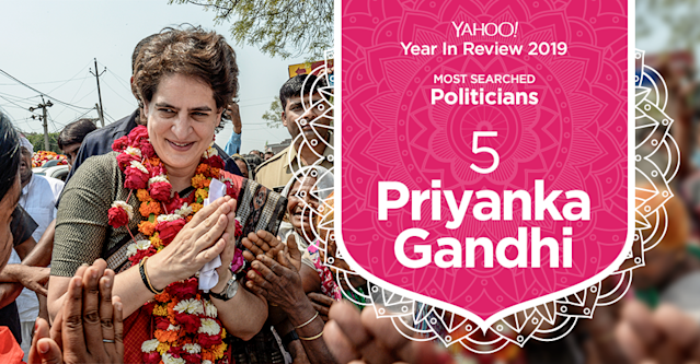 In 2019, Priyanka Gandhi took an official plunge into politics as she was appointed the general secretary of Congress for Uttar Pradesh (East) ahead of the general elections. However, she could not save Congress from a catastrophic defeat.