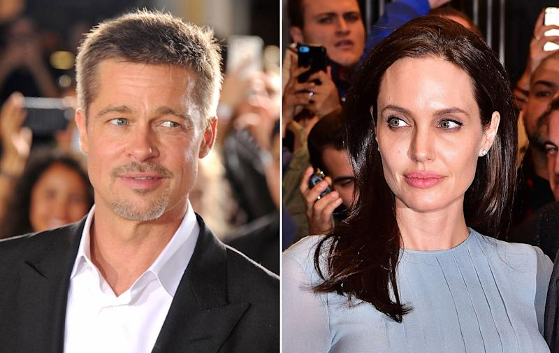Brad Pitt Is 'Crushed' He's Only Seen His Children Three Times in Two Months Since Angelina Jolie Split