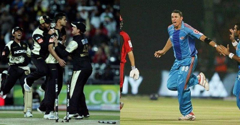 Mashrafe Mortaza and Andre Nel could only play one match in their IPL careers (Image Courtesy - IPLT20.com/BCCI)