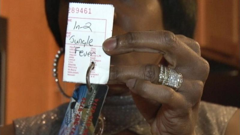 Georgia Couple Shocked Over Racial Slur on Valet Ticket