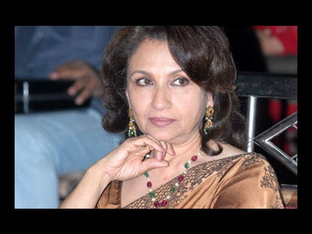 <b>4. Sharmila Tagore</b><br>Another beautiful woman who redefined bold. She had no qualms donning a bikini in the '60s. Her posing in the polka-dotted bikini on the cover of Filmfare is legendary. This is a woman who dared to shed when most of the other actresses were following the set mould that defined Bollywood. After her 1969 wedding to Mansoor Ali Khan Pataudi, she slipped into her role as his wife and mother to his children with absolute ease. Of course, she substituted her bold bikini for elegant, classic sarees, and boy, did she do justice to this Indian ensemble or what!
