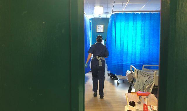 Coronavirus: Every patient adds pressure on Warrington's COVID wards as they deal with surge