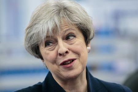 UK Conservatives extend lead in ORB poll ahead of national election