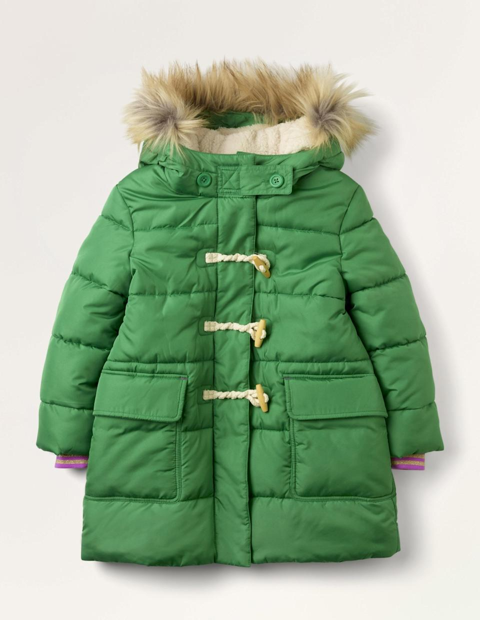 A photo of coat from Boden.