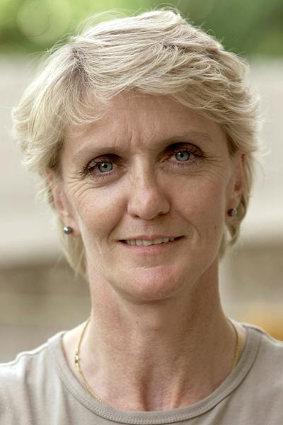 This undated photo shows Associated Press Special Regional Correspondent for Afghanistan and Pakistan, Kathy Gannon. Gannon was wounded and her colleague, photographer Anja Niedringhaus, was killed on Friday, April 4, 2014 when an Afghan policeman opened fire while they were sitting in their car in eastern Afghanistan. (AP Photo)