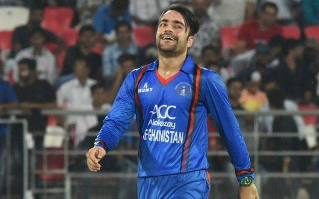 Time for Rashid Khan to make a mark in international cricket.