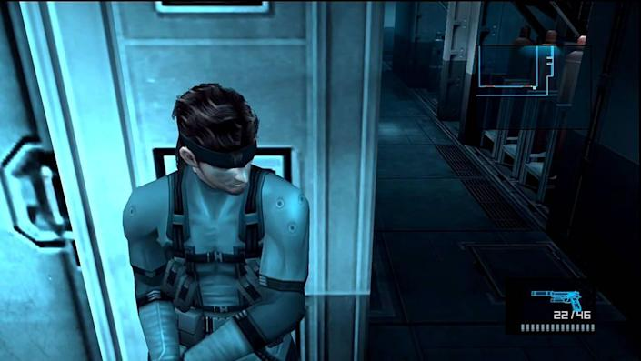 Metal Gear Solid 2: Sons of Liberty (HD)