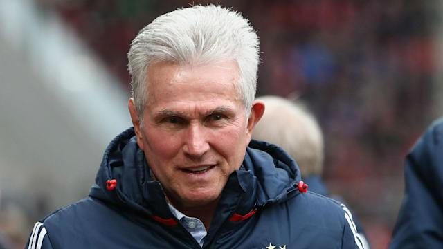 Bayern Munich missed out on a 15th straight victory as they drew a blank in the Bundesliga, but coach Jupp Heynckes was not too unhappy.