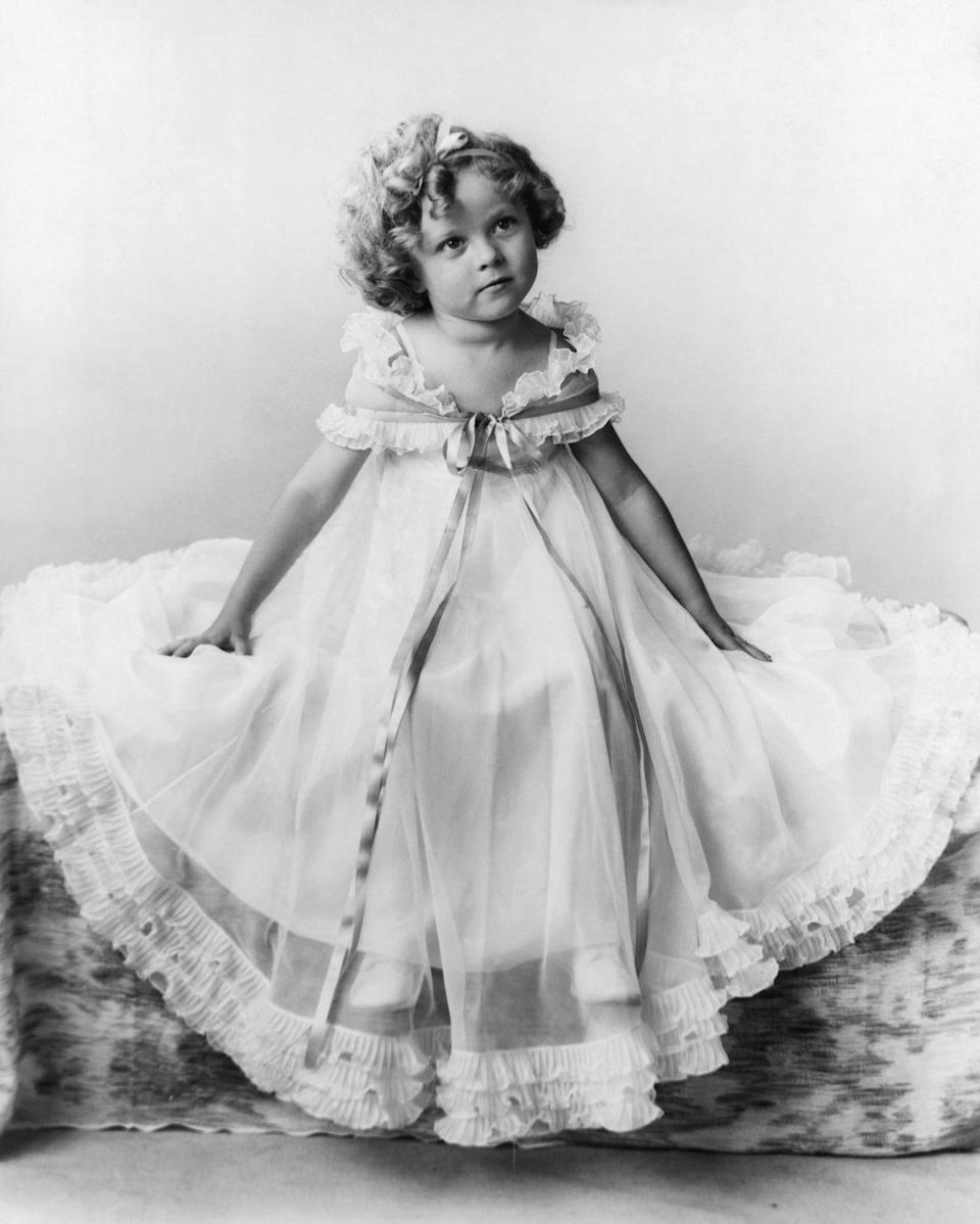 <p>It was her mother, Gertrude Temple, who recognized Shirley's talent for entertainment. She enrolled Shirley in dance classes at the age of 3 and a half years old.</p>