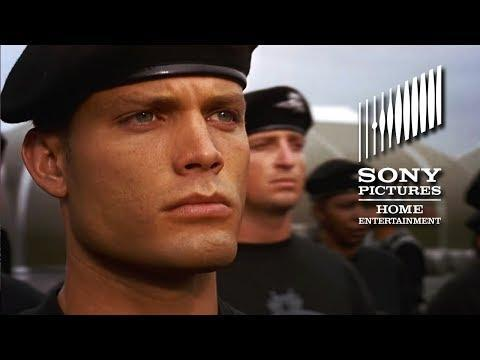 """<p>There have since been many, many, straight-to-video sequels and spin-offs to the original 1997 <em>Starship Troopers. </em>But we aren't going to talk about those. Instead, we're going to talk about the original, which first in perfectly in tone next to the other movies from director Paul Verhoeven (<em>Robocop, Total Recall</em>). This '90s classic pitting an army of humans against bloodthirsty alien bugs is super campy and doesn't take itself seriously at all—and that's why its perfect for this list.</p><p><a class=""""link rapid-noclick-resp"""" href=""""https://www.netflix.com/title/1181616"""" rel=""""nofollow noopener"""" target=""""_blank"""" data-ylk=""""slk:Stream It Here"""">Stream It Here</a></p><p><a href=""""https://www.youtube.com/watch?v=zPYuV_jGk7M"""" rel=""""nofollow noopener"""" target=""""_blank"""" data-ylk=""""slk:See the original post on Youtube"""" class=""""link rapid-noclick-resp"""">See the original post on Youtube</a></p>"""