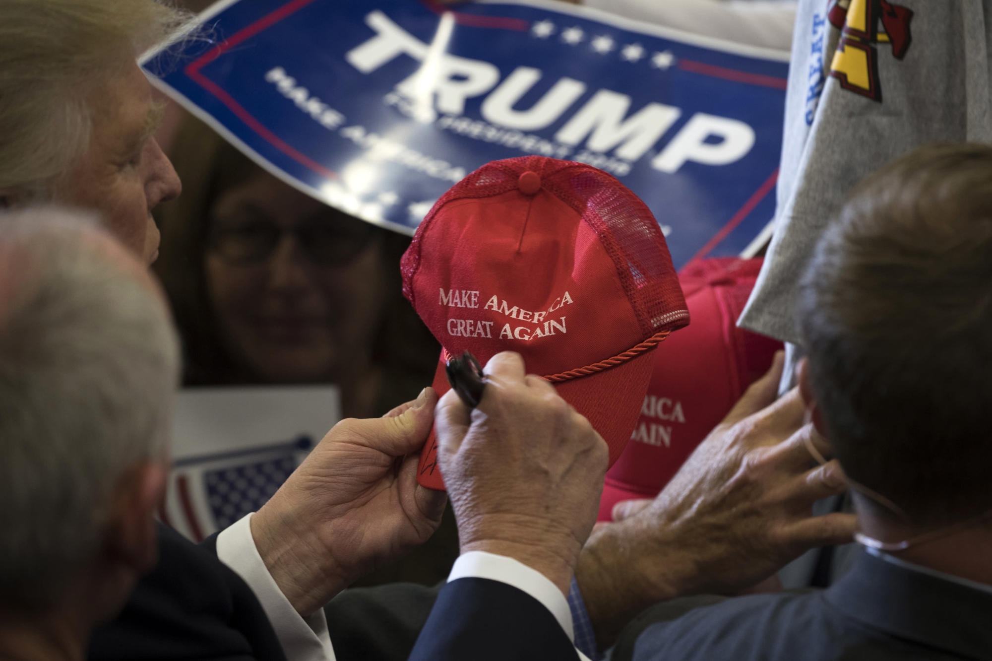 What Does the MAGA Hat Mean Now?