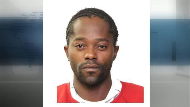 Felicien Mufuta, 37,was arrested on human trafficking charges on Wednesday, hours after a province-wide warrant was issued for this arrest.  (Submitted by ALERT - image credit)