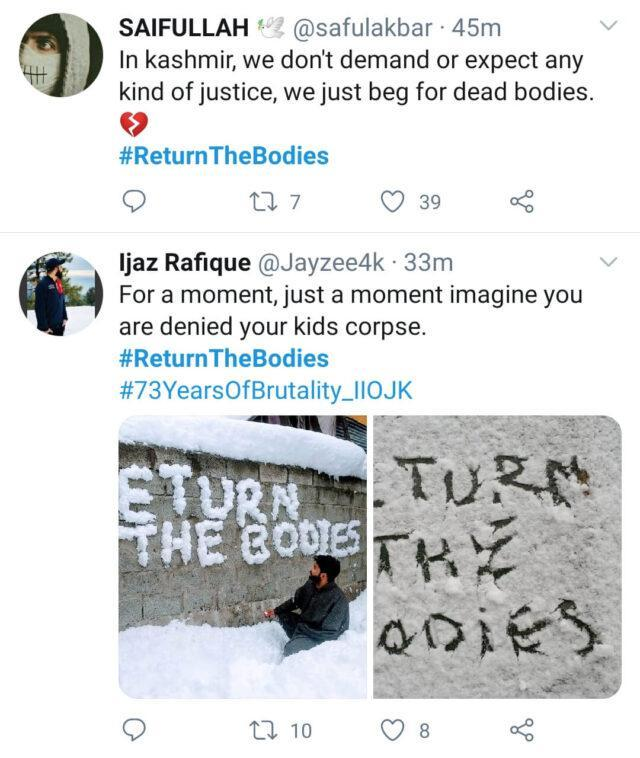 People on Twitter seem to be all riled up and demand justice