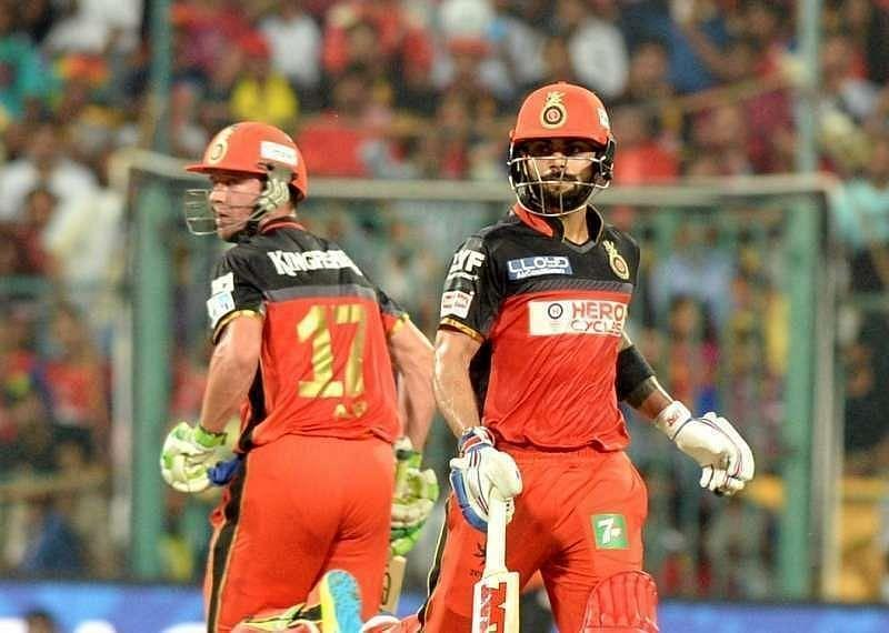 Virat Kohli and AB de Villiers coming out to open would send shivers down bowlers' spines.