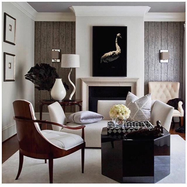 """<p>With a penchant for creating sumptuous, layered interiors with lots of pattern and texture, Michel Smith Boyd has built a loyal cadre of clients—as well as a fan base thanks to his role on Bravo's <em>Buying It Blind.</em> Boyd derives inspiration from hospitality designs, and his residential projects often have the feel of a luxe hotel. </p><p><a href=""""https://www.instagram.com/p/Bs9qgzeAXNH/?utm_source=ig_embed&utm_medium=loading"""" rel=""""nofollow noopener"""" target=""""_blank"""" data-ylk=""""slk:See the original post on Instagram"""" class=""""link rapid-noclick-resp"""">See the original post on Instagram</a></p>"""