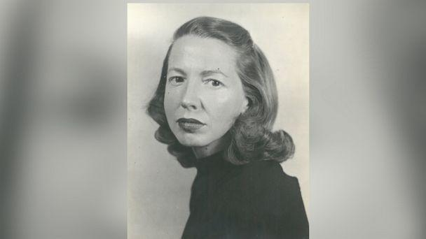 PHOTO: Jenifer Gordon (Walker), the owner of the painting believed to be an original Jackson Pollock. (jlevines.com)